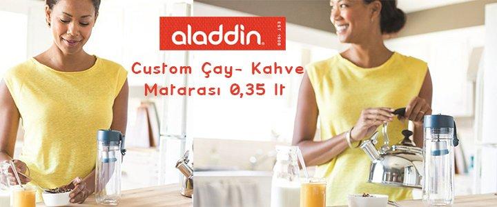 Aladdin Çay- Kahve Matarası
