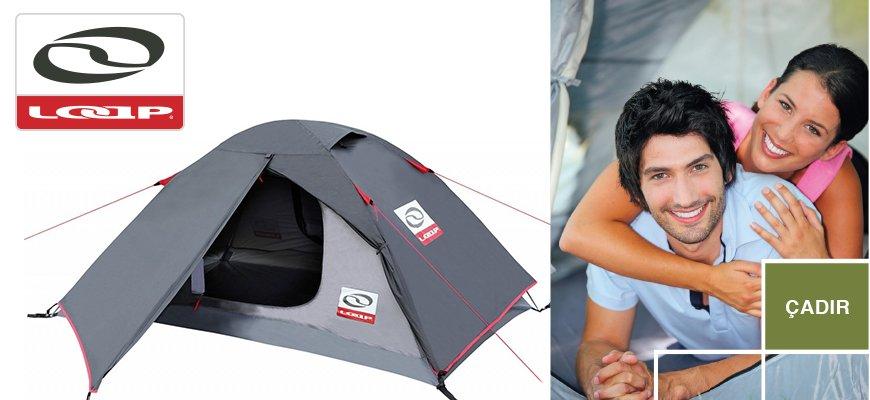 Kamp çadırı, 2 Kişilik Çadır title=