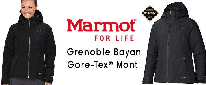 Marmot Gore tex mont