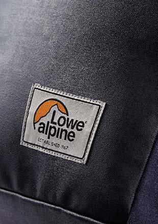 Lowe Alpine Retro Logo Panelleri